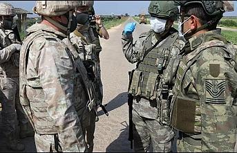 Türk ve Rus askerler 7.ortak devriyesini yaptı