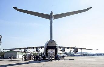 Türkiye'den ABD'ye 2. tıbbi yardım uçağı hazırlanıyor