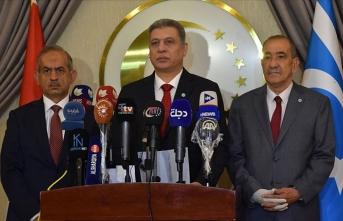 Türkmen lider Salihi: Irak'ta Türkmenlerin yer almadığı bir hükümet eksik olacaktır