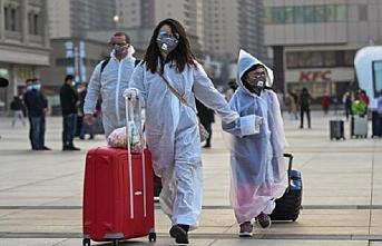 Wuhan'da hayat normale dönmeye başladı