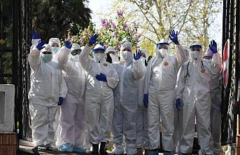 13 kişinin virüsten öldüğü Özbekistan'a IMF'nin salgınla mücedele yardımı kredisi onaylandı