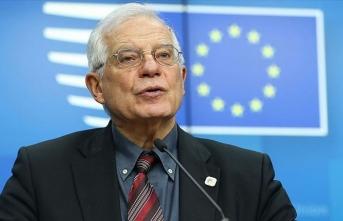AB Yüksek Temsilcisi Borrell'den Çin'in Hong Kong güvenlik yasasına tepki