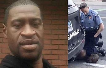 Amerika karışacak.. Polis siyahi vatandaşı kameralar önünde boğarak öldürdü