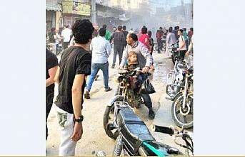 Bab ilçesinde iftar vakti bombalı saldırı: 18 yaralı