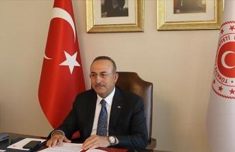 Bakan Çavuşoğlu: Yurt dışında yaşayan 535 vatandaşımız hayatını kaybetti