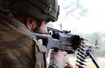 Barış Pınarı Harekat Bölgesi'nde 12 PKK'lı etkisiz hale getirildi