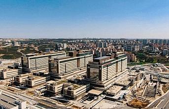 Başakşehir Çam ve Sakura Şehir Hastanesinin açılış töreni yapıldı!
