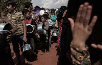 BM: Suriye'de 8 milyon sivil gıda güvensizliği yaşıyor