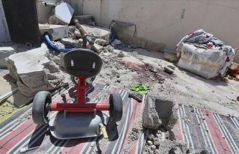 BM Trablus'ta sivilleri hedef alan saldırıları UCM için kaydediyor