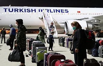 Burkina Faso ve Gine'den gelenler yurtlara yerleştirildi