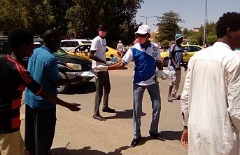 Çad'ın başkenti karantinaya alındı