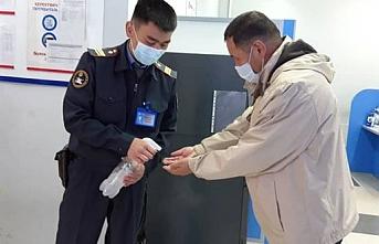 Çin, Kırgızistan Silahlı Kuvvetlerine tıbbı yardımda bulundu
