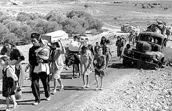 Filistin dramı: Nekbe