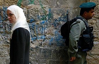 Filistin güvenlik birimleri Kuzey ve Doğu Kudüs'e bağlı beldelerden çekildi
