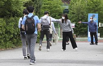 Güney Kore ve Çin virüsten yakasını sıyıramadı