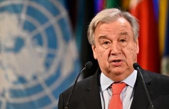 Guterres: Küresel ateşkes çağrılarım pandemiye rağmen somut eyleme dönüşmedi