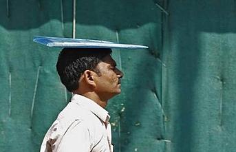 Hindistan termometreleri 50 dereceyi gösterdi