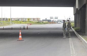 IKBY'de kısmi sokağa çıkma yasağı 10 Mayıs'a kadar uzatıldı