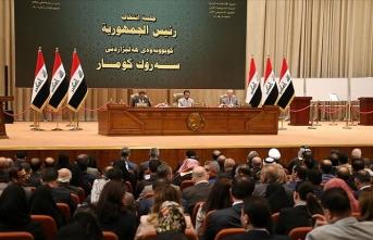 Irak Meclisi, yeni hükümeti oylamak için toplanacak