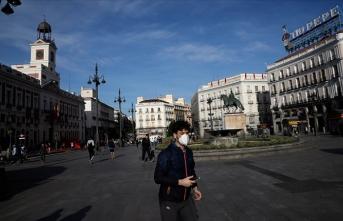 İspanya'da Kovid-19 nedeniyle uygulanan OHAL 24 Mayıs'a uzatıldı