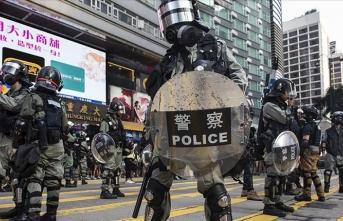 Japonya, Hong Kong yasasından 'ciddi endişe' duyuyor