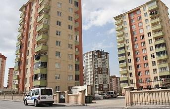 Kayseri'de 120 daireli site karantinaya alındı