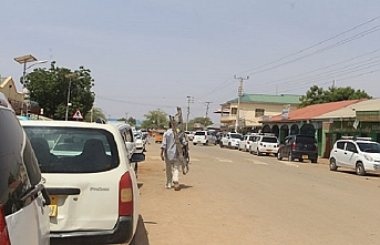 Kenya'nın Somali sınırında kaçak geçişler teravih için