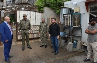Kerkük'te Türkmen yetkilinin evine el bombalı saldırı