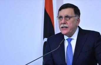 Libya Başbakanı Serrac: Barışçıl çözüme çağıran tüm siyasi girişimleri memnuniyetle karşılıyoruz