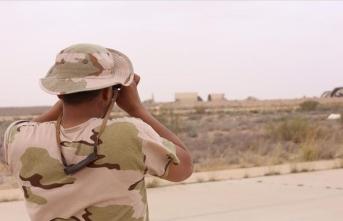 Libya ordusu 72 saatte üç beldeyi milislerden kurtardı