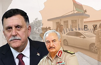 Libya ordusu, güneye çekilen Hafter milislerine dönük operasyonları 2 günlüğüne durdurdu