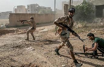 Libya Ordusu Hafter'i terkeden Rus Wagner askerlerinin sayısını açıkladı