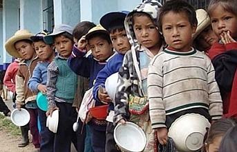 MÜSİAD'dan Venezuela'daki ihtiyaç sahiplerine 4,5 ton gıda yardımı