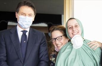 Müslüman olan İtalyan yardım gönüllüsüne ölüm tehdidi