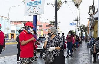 Peru'da son 24 saatte 173 kişi öldü