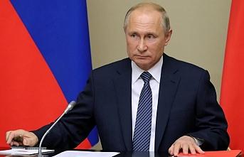 Putin, Rusya'daki Müslümanların Ramazan Bayramı'nı kutladı