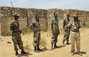 Somali'deki Etiyopya birlikleri işgalci olarak lanse edildi