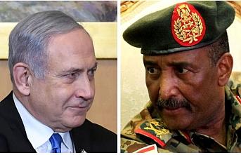 Sudan'dan yalanlama: İsrail uçağı Hartum'a inmedi
