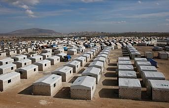 Suriye'de Bursa mahallesi kuruluyor