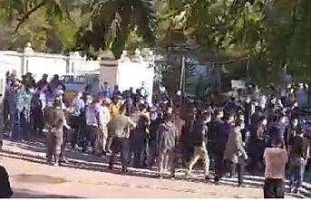 Tacikistan'daki Çinli işçilerin grevi hakkında açıklama