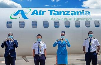 Tanzanya uluslararası uçuşları yeniden başlattı