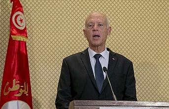 Tunus Cumhurbaşkanı Kays Said'den karşı devrim destekçilerine sert tepki