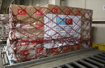 Türkiye'den Kazakistan'a tıbbi yardım