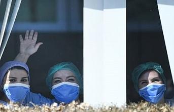 Türkiye'nin gönderdiği ventilatörler Litvanya'ya ulaştı