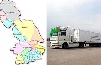 Türkmenistan, Rusya'ya insani yardım gönderecek
