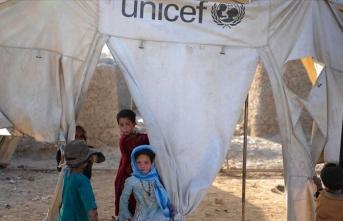 UNICEF Kovid-19'la mücadelede yardım çağrısını 1,6 milyar dolar ile iki katına çıkardı