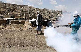 Yemen'in başkentindee 10 mahalle karantinaya alındı