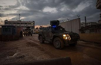 11 bombalı eylemi gerçekleştiren 7 terörist Afrin'deki operasyonda yakalandı