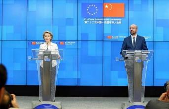 AB Komisyonu Başkanı Von der Leyen: Çin müzakere ortağı ve ekonomik rakip