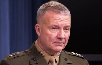 ABD Merkez Kuvvetler Komutanı Orgeneral McKenzie'den 'Irak' açıklaması